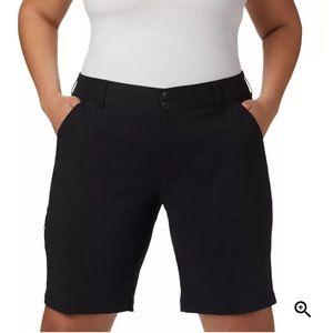 "Columbia Saturday Trail Long Shorts 10"" Black"
